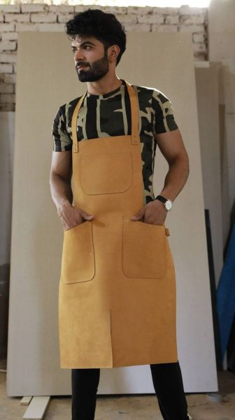 BBQ/Cooking Leather Apron